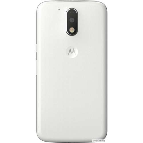 Смартфон Motorola Moto G4 Plus 64GB White [XT1642] фото 2