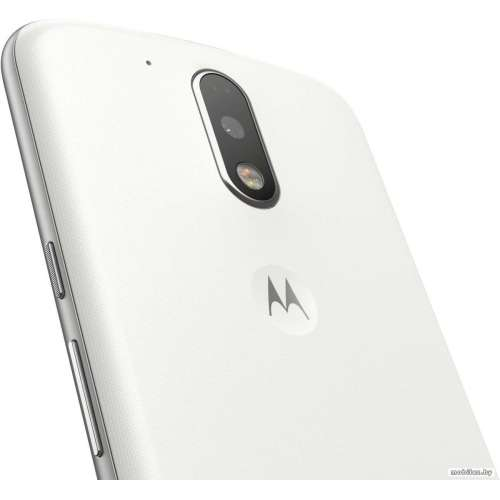 Смартфон Motorola Moto G4 Plus 64GB White [XT1642] фото 5