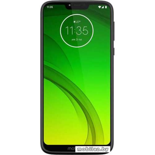 Смартфон Motorola Moto G7 Power 4GB/64GB (черный) фото 2