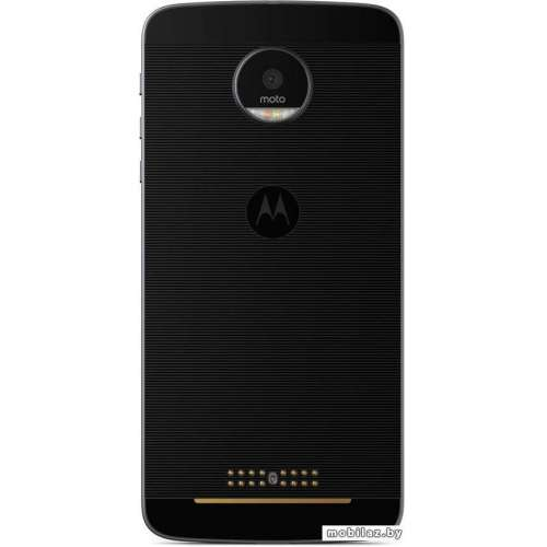 Смартфон Motorola Moto Z Force 32GB Gray фото 2