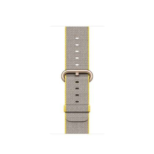 Умные часы Apple Watch Series 2 38mm Gold with Woven Nylon [MNP32] фото 2