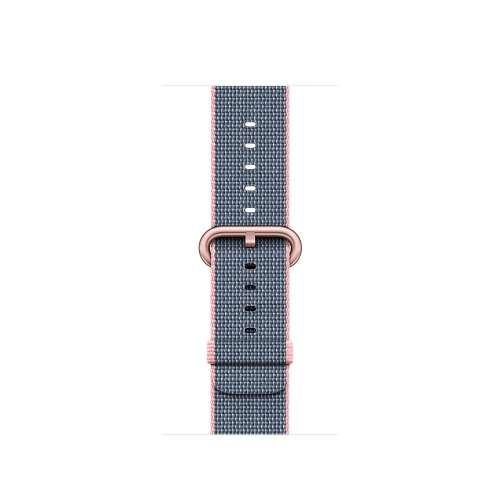 Умные часы Apple Watch Series 2 38mm Rose Gold with Woven Nylon [MNP02] фото 2