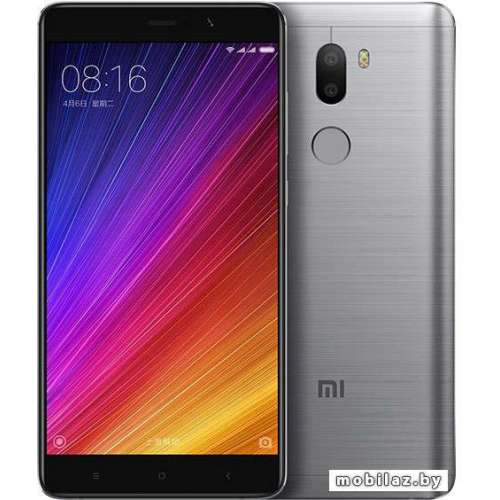 Смартфон Xiaomi Mi 5S Plus 64GB Grey фото 2