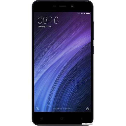 Смартфон Xiaomi Redmi 4A 16GB (серый) фото 1