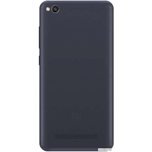 Смартфон Xiaomi Redmi 4A 16GB (серый) фото 2
