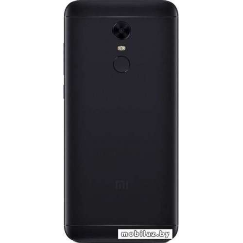 Смартфон Xiaomi Redmi 5 Plus 3GB/32GB (черный) фото 2