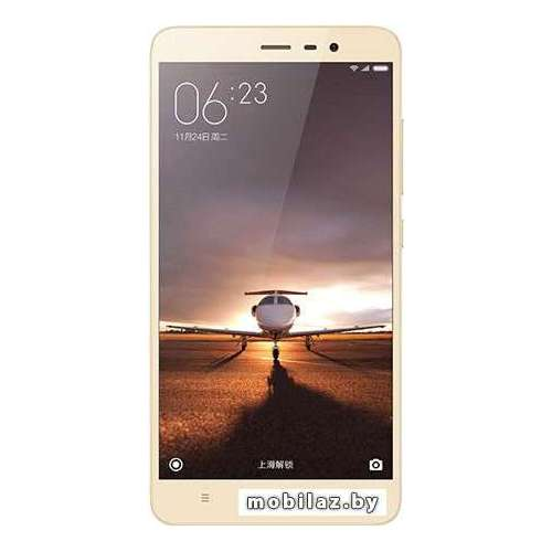 Смартфон Xiaomi Redmi Note 3 Pro Special Edition 32GB Gold фото 1