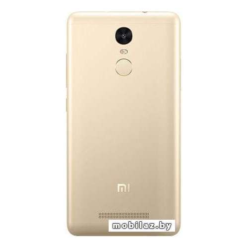 Смартфон Xiaomi Redmi Note 3 Pro Special Edition 32GB Gold фото 4