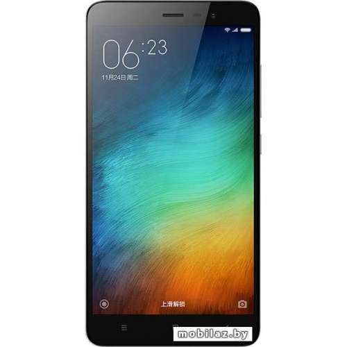 Смартфон Xiaomi Redmi Note 3 Pro Special Edition 32GB Grey фото 1