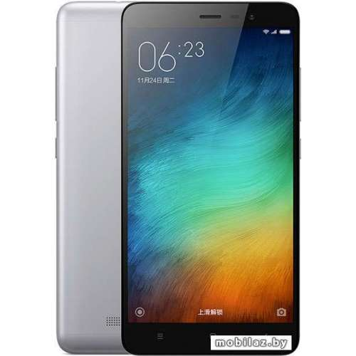 Смартфон Xiaomi Redmi Note 3 Pro Special Edition 32GB Grey фото 2