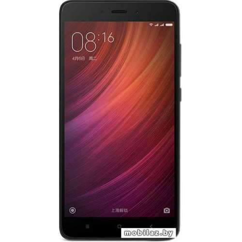 Смартфон Xiaomi Redmi Note 4 3GB/64GB (черный) [2016050] фото 1