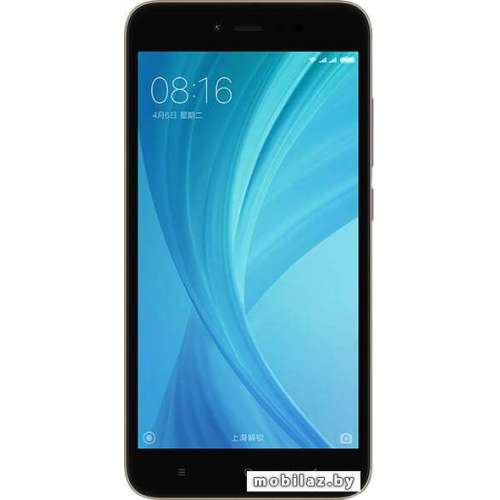 Смартфон Xiaomi Redmi Note 5A 4GB/64GB (серый) фото 1