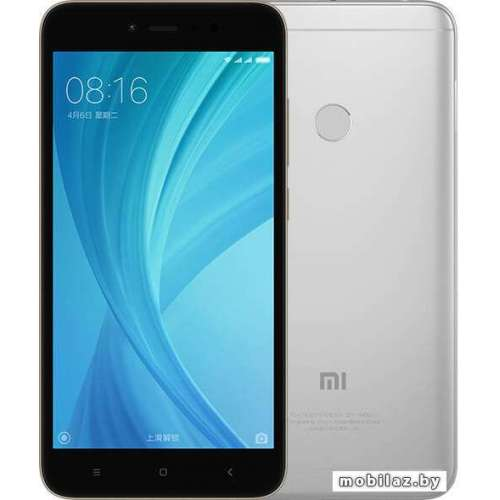 Смартфон Xiaomi Redmi Note 5A 4GB/64GB (серый) фото 2
